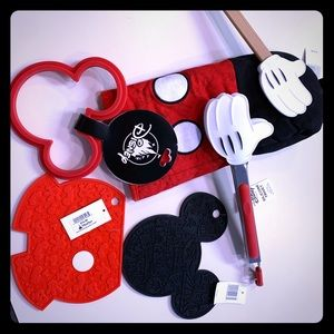 Mickey Disney Home Cooking  Set